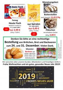 Werbung Wochen 51+52 20182